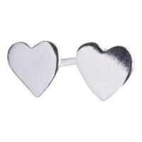 Ørestik i blank sølv fra Nordahl Jewellery