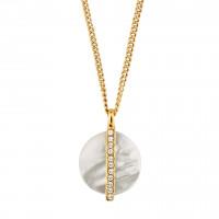 Samos halskæde i guld fra Dyrberg/Kern
