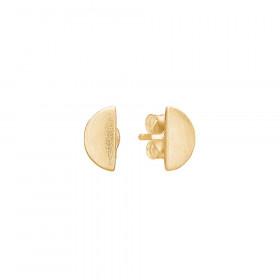 Moonlight øreringe i guld fra Enamel