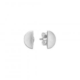 Moonlight øreringe i sølv fra Enamel