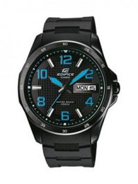 Edifice ef-132pb-1a2ver analog ur i sort - fra Casio